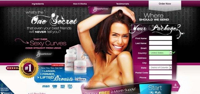 where to buy Breast Actives