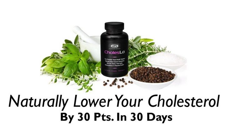 choleslo to lower cholesterol