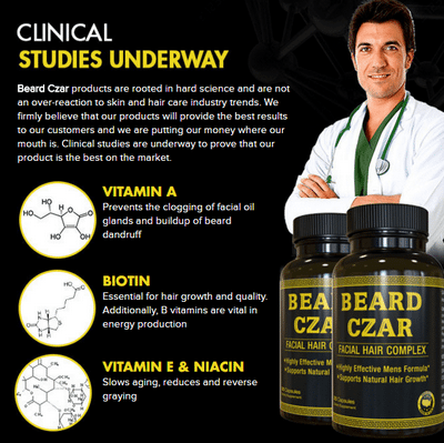 Beard Czar ingredients