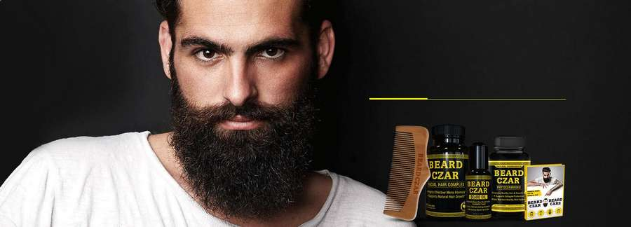 Beard Czar Products