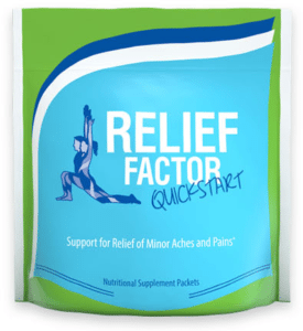 relief factor package