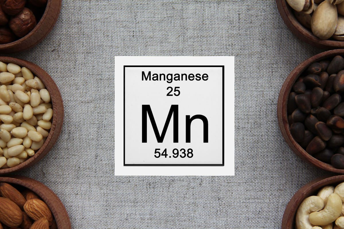 Manganese Health Benefits