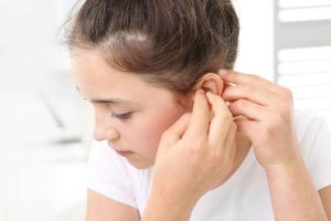 pimple ear health