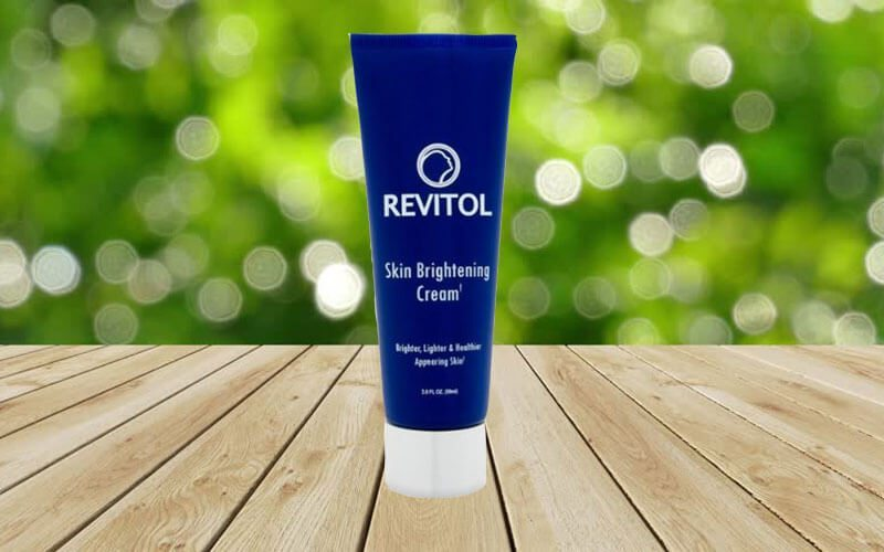 revitol skin brightening cream photo
