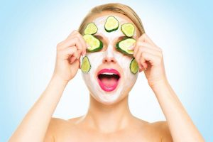 natural skin treatment