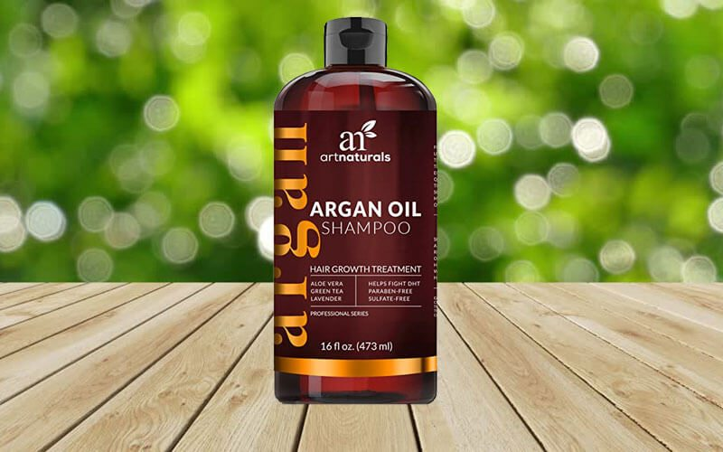 argan oil hair loss shampoo
