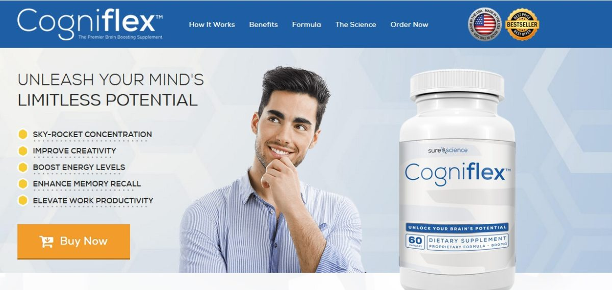 cogniflex official website