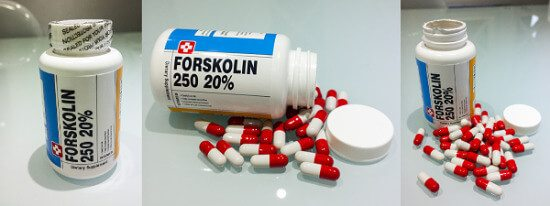 pure forskolin 250 pills