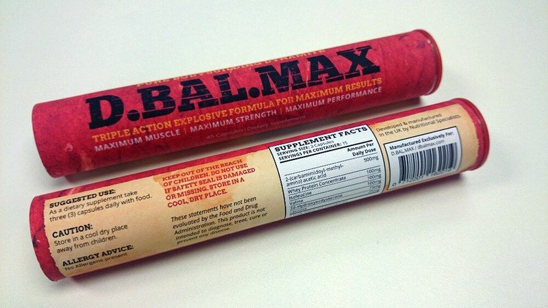 d bal max package