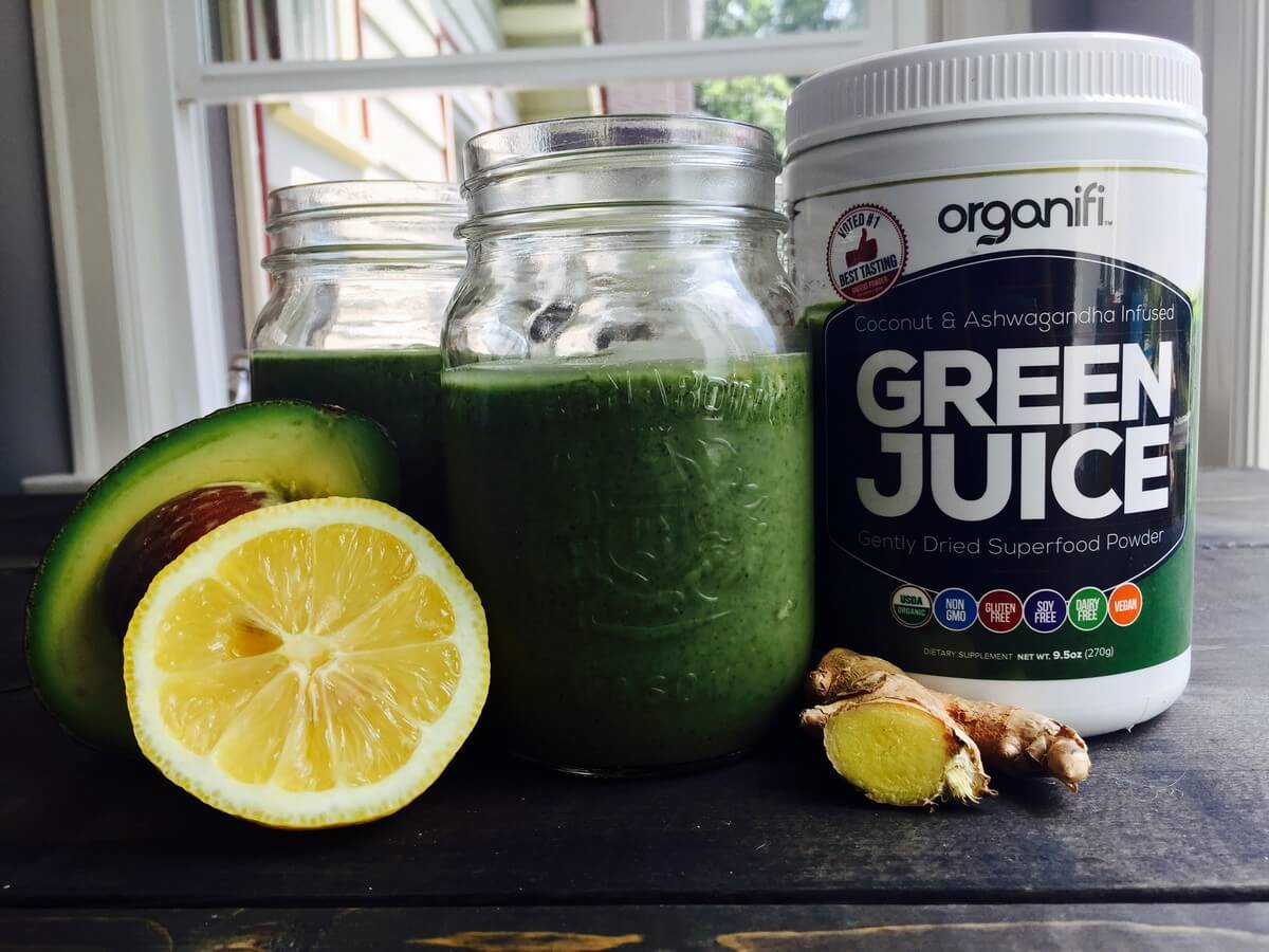 organifi green juice how does it work