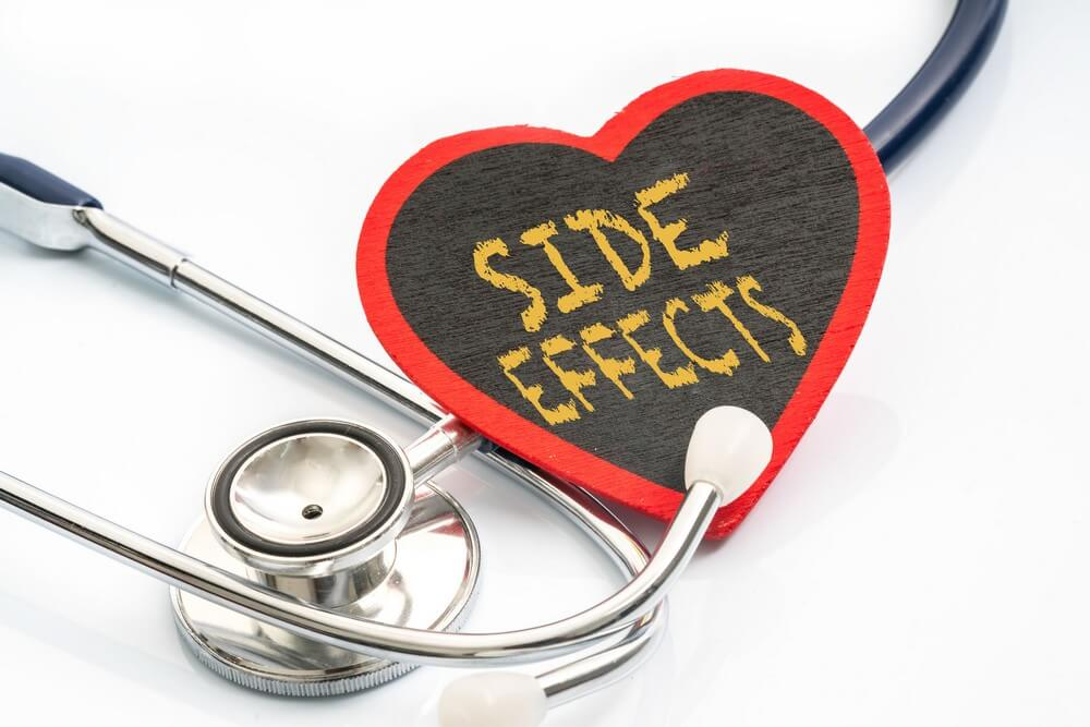 MD Complete side effects