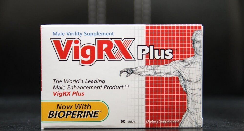 vigrx plus package