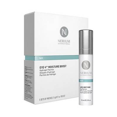 Nerium Eye-V Moisture Boost Patches