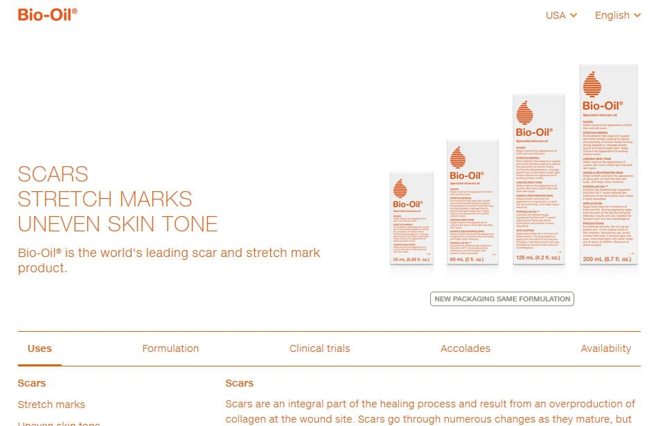 bio oil official website