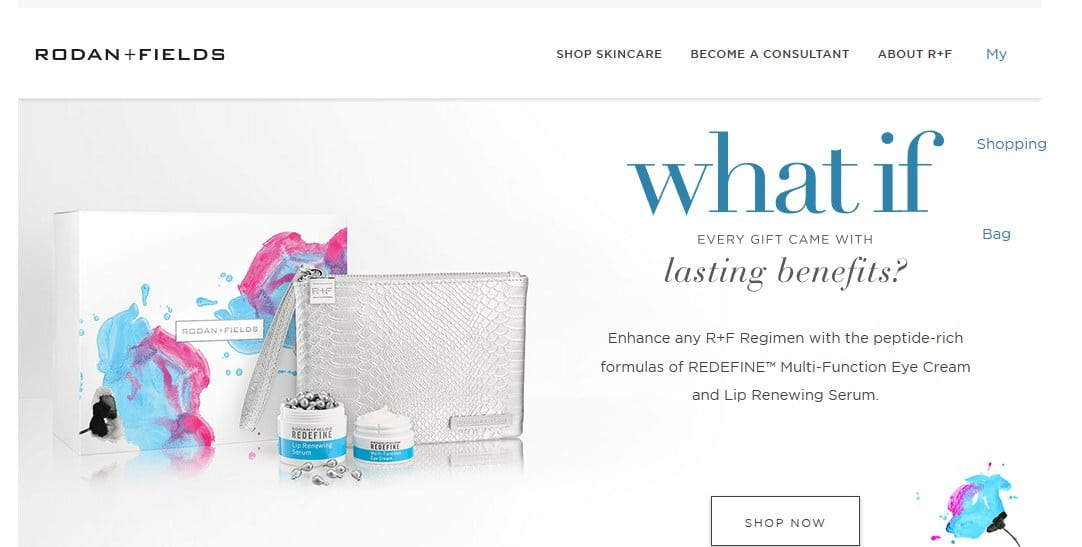 rodan fields official website
