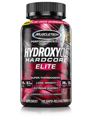 HydroxyCut Hardcore Elite photo