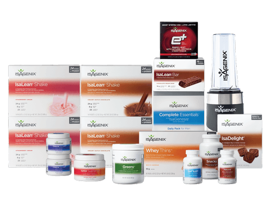 Isagenix 30 Day Weight Loss Pack