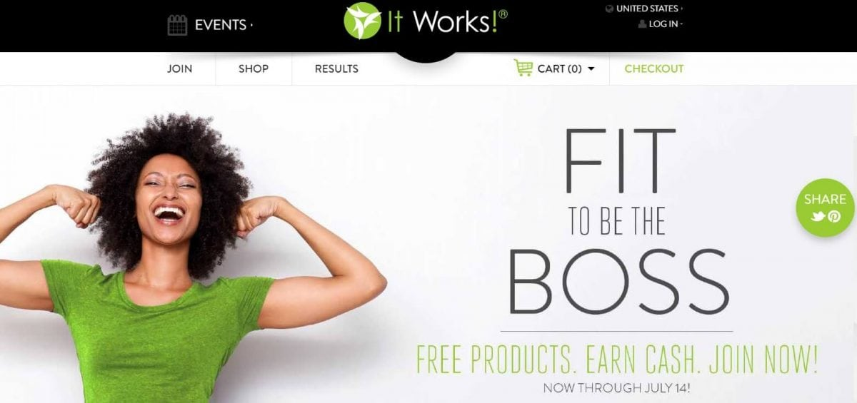 It Works Official Website