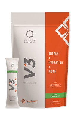 Vasayo MicroLife Nutritionals Energy