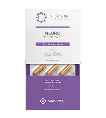 Vasayo MicroLife Nutritionals Neuro
