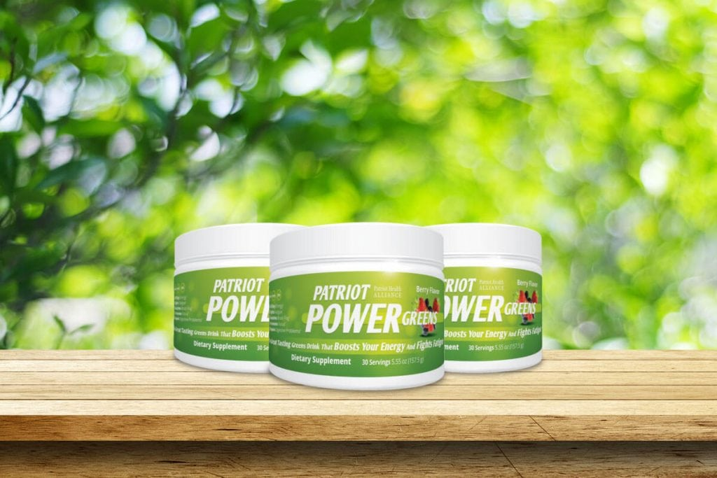 Patriot Power Greens reviews photo
