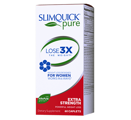 SlimQuick Pure Extra Strength Drink Mix