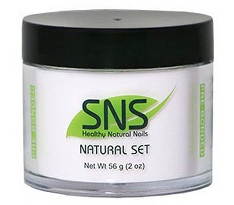 SNS Natural Set Nail Dipping Powder