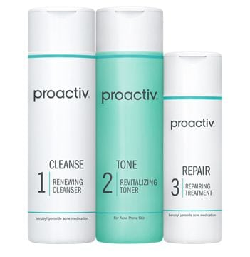 Proactive Solution 3-Step System