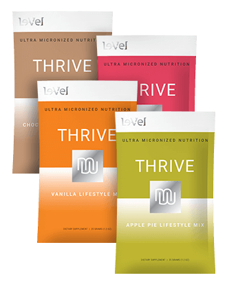 Le-vel Thrive Mix