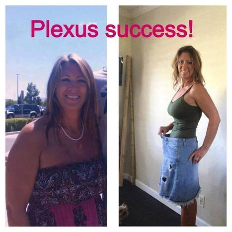 plexus slim before and after