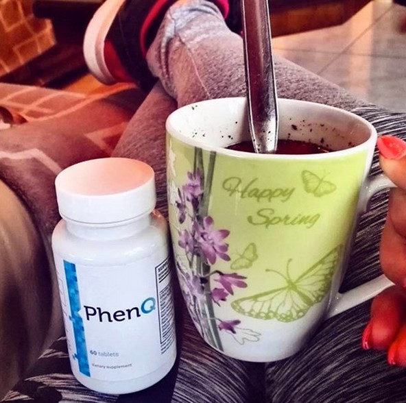 phenq with tea